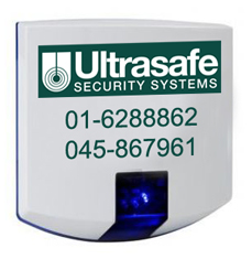 Ultrasafe Security Alarm bell box