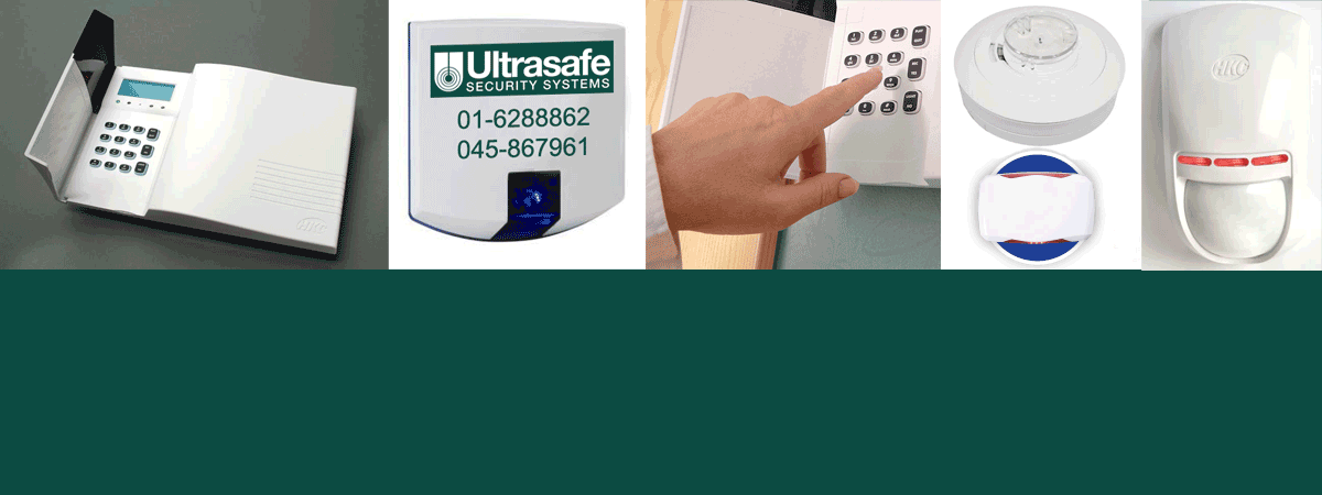 Wired / Wireless / Hybrid Intruder Alarm Systems